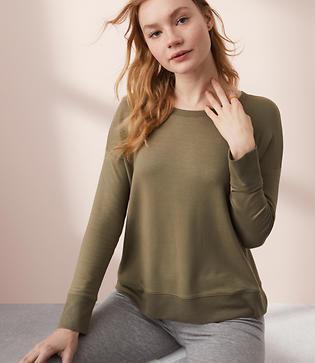 Lou & Grey Signaturesoft Sweatshirt