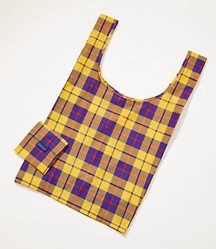 Lou & Grey Baggu Plaid Standard Bag