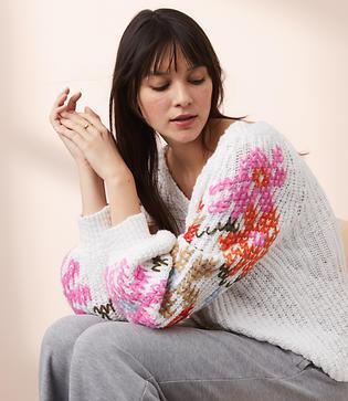 Lou & Grey Flowerstitch Sweater