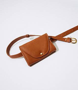 Lou & Grey Ceibo Belt Bag Brown
