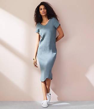 Lou & Grey Lacausa Saffron Dress