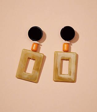 Lou & Grey Baebae Square Earrings