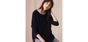 Lou & Grey Chenille Sweater