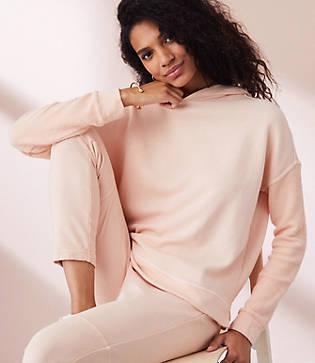 Lou & Grey Garment Dye Hoodie