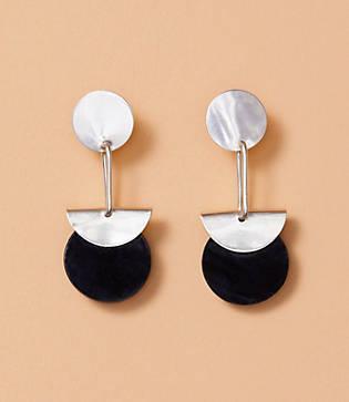 Lou & Grey Swim To The Moon 008 Earrings