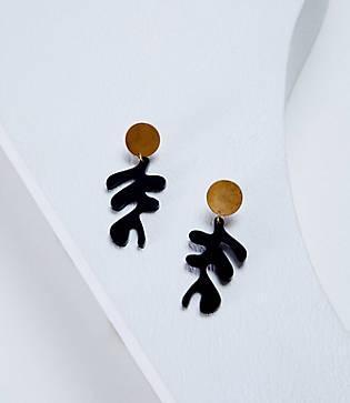 Lou & Grey Happy In Finland Mini Matisse Drop Earrings
