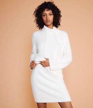 Lou & Grey Lashout Sweater Skirt