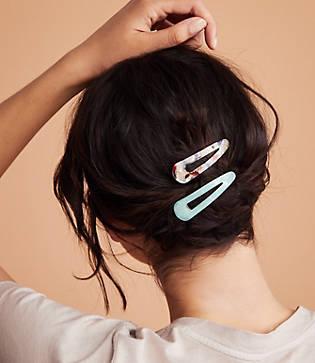 Lou & Grey Casa Clara Snap Hair Clip Set