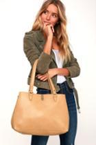 Back On Top Beige Handbag | Lulus