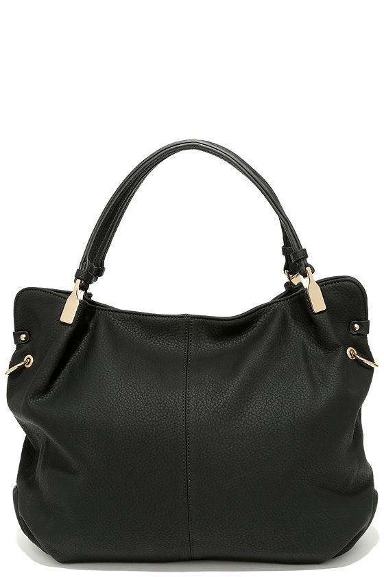 Handbag Republic Ocean Cruise Black Handbag | Lulus