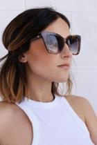 Perverse Jenjen Tortoise Cat-eye Sunglasses   Lulus