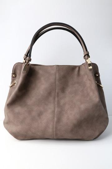 Handbag Republic Ocean Cruise Taupe Handbag | Lulus