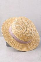 Wyeth Alexis Beige Straw Hat