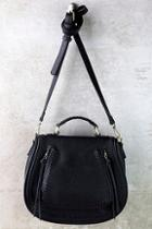 Lulus Free Roam Black Purse