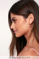 Vibrant Love Rose Gold Earrings | Lulus