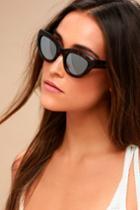 Whew Tortoise Mirrored Cat-eye Sunglasses | Lulus