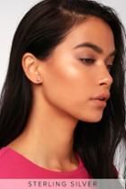 Lasting Love Pink Rhinestone Earrings | Lulus