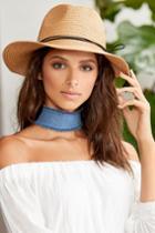 Lulus - Sun Dweller Tan Straw Hat - Beige - Vegan Friendly