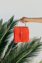 Atherton Orange Mini Purse | Lulus