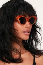 Medora Tortoise Cat-eye Sunglasses   Lulus