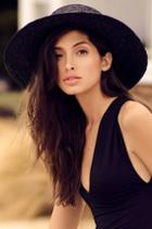 Lulus | St. Tropez Black Straw Hat