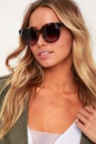 Mulberry Street Tortoise Sunglasses | Lulus