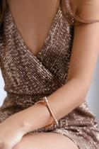 Brighten My Day Rose Gold Bracelet | Lulus