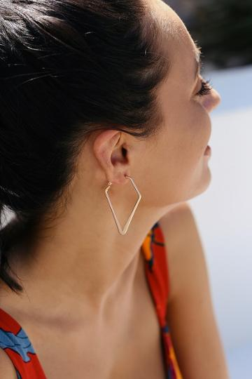 Leone Gold Earrings | Lulus