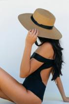 Isabel Tan Straw Sun Hat | Lulus