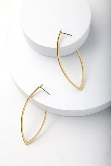 Lilou Gold Earrings | Lulus