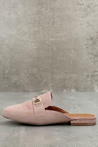 Bonnibel Maci Blush Loafer Slides