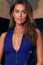 Ettika   Sweet Behavior Gold Layered Necklace   Lulus