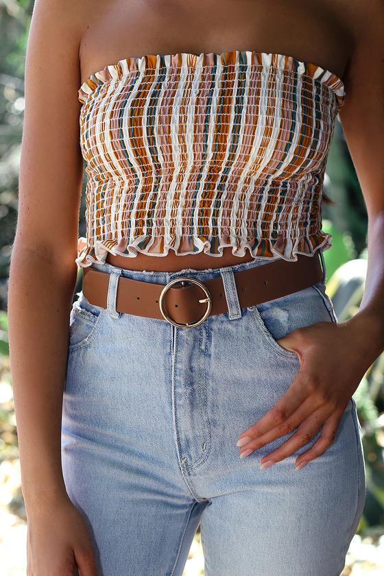 Arlee Brown Belt | Lulus