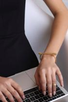Brighten My Day Gold Bracelet | Lulus