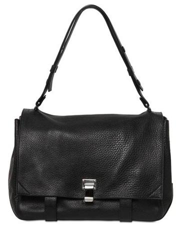 Proenza Schouler - Ps Large Courier Leather Shoulder Bag