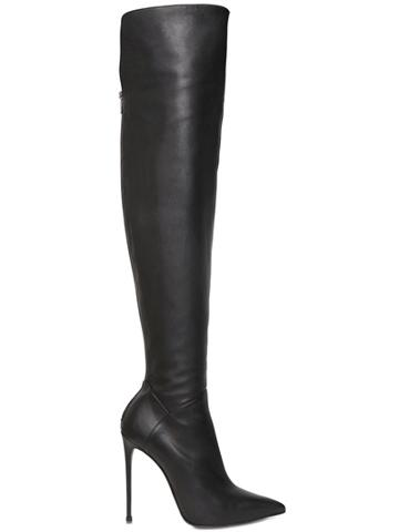 Le Silla 110mm Over The Knee Leather Boots