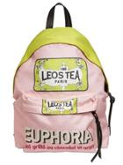 Leo Euphoria Printed Nylon Backpack