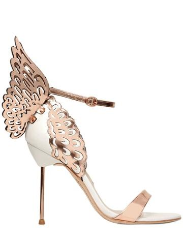 Sophia Webster - 110mm Evangeline Wing Leather Sandals