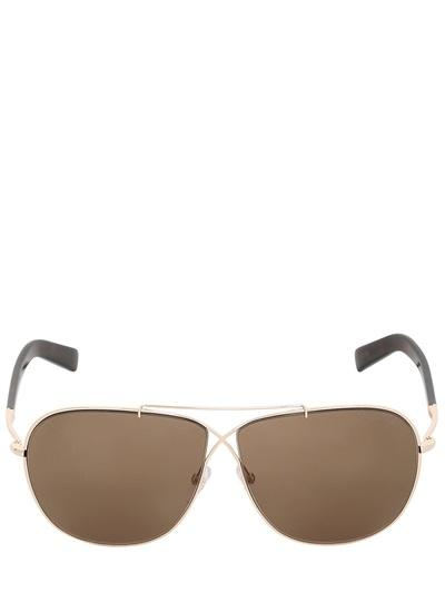Tom Ford April Aviator Sunglasses