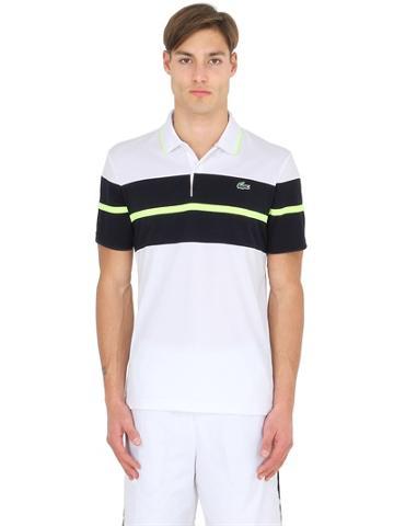 Lacoste Ultra Dry Piqu Tennis Polo