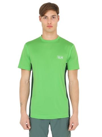Mountain Hardware Wicked Lite Nylon T-shirt