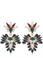 Anton Heunis Bollywood Princess Collection Earrings