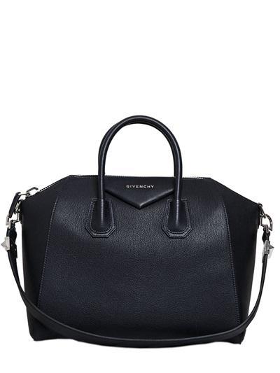 Givenchy Medium Antigona Grained Leather Bag