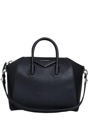 Givenchy Medium Antigona Grained Leather Bag
