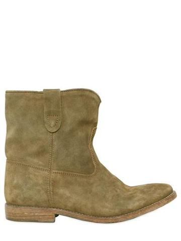 Isabel Marant - Etoile 70mm Crisi Suede Boots