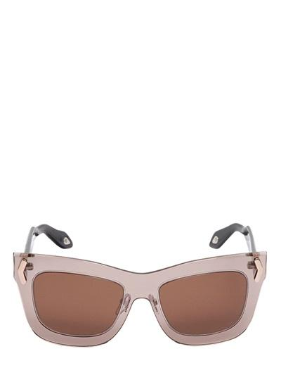 Givenchy - Givenchy One Acetate Square Sunglasses