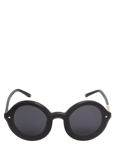 3.1 Phillip Lim X Linda Farrow Big Round Acetate Sunglasses