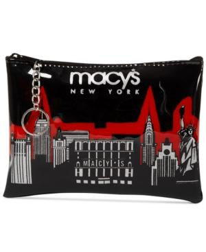 Macy's City Glitter Pouch, Created For Macy's