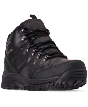 Skechers Men's Relaxed Fit: Relment - Traven Boots From Finish Line