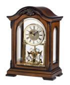 Bulova Mantel Chimes Clock B1845